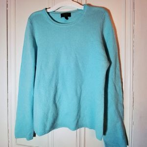 Charter Club 100% Cashmere Sweater sz M